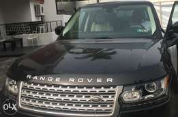 Tokunbo 2015 RangeRover Supercharged