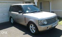 **Range Rover Vogue Big Body 3.0D Bargain**