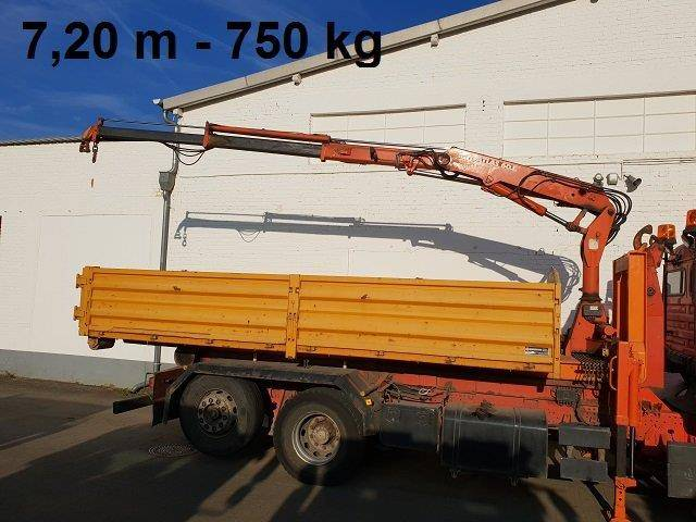 Atlas andere abrollcontainer mit kran  60.1 abrollcontainer mit - 2012