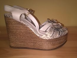 Босоніжки На Танкетці - Жіноче взуття - OLX.ua 255cb49f888c0