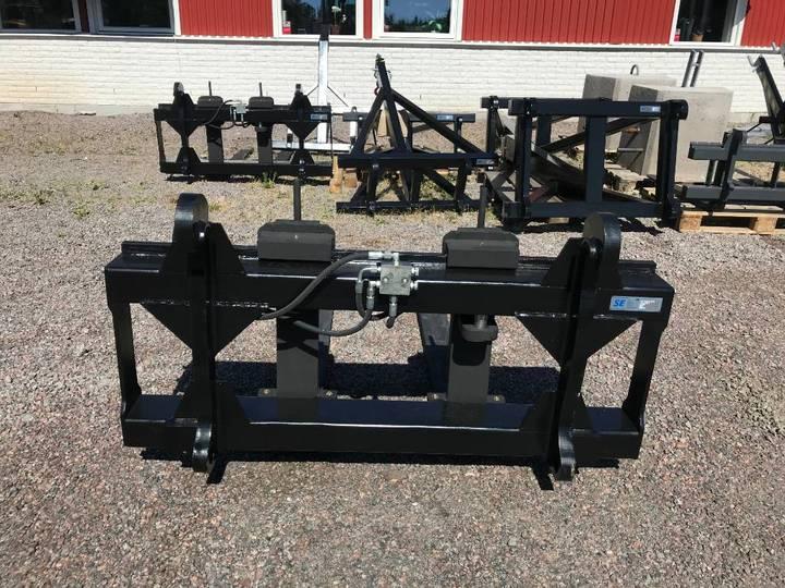 Pallgafflar Hydrauliska 5 Tons Se - 2019 - image 4