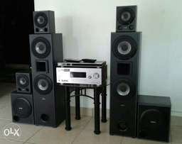 Sony 5.2 home theater system