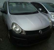 Nissan Advan silver and New