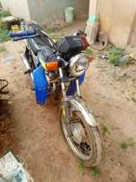 Super clean Honda bike for sale