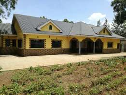 Executive 4 Bedroom Mansion, Sec. 58, Nakuru