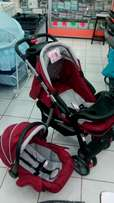 Two in one baby stroller