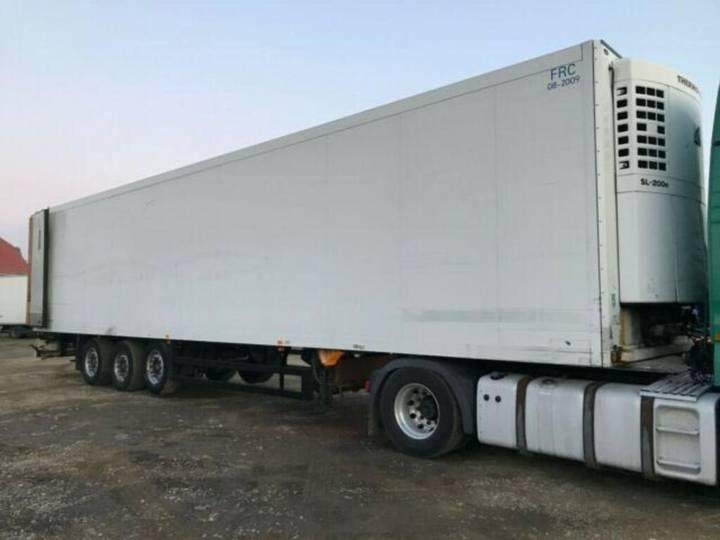 Schmitz Cargobull SKO 24 - 2005