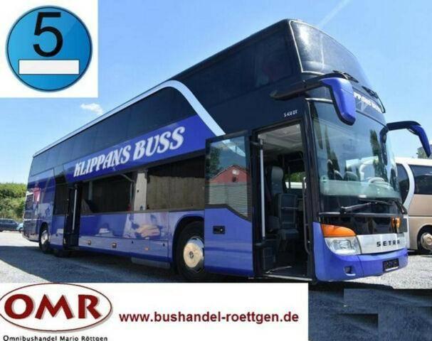 Setra S 431 DT / Org. KM / Synergy / Astromega / Euro - 2012