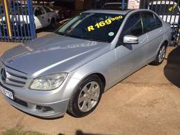 M/Benz C200K Avantgarde A/T from R2999 pm