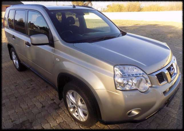 2012 Nissan X-Trail 2.0 XE Worcester - image 2