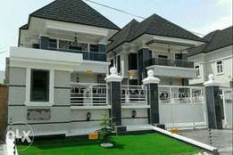A well finished detached apartment for sale