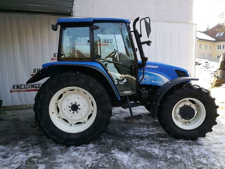New Holland Tl 90 A - 2004 - image 4
