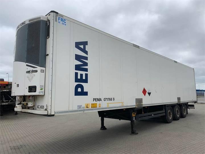 Schmitz Cargobull Doppelstock Sko 24-l-13.4 Fp - 2012