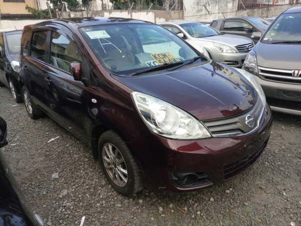 Nissan note Winered Mombasa Island - image 1