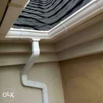 Water Collector or Rain Water gutter, used for sale  Port Harcourt