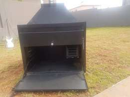 Built-in Braai for sale from owner