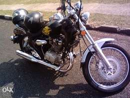 My bike up for grabs
