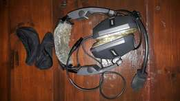 Bose ANR panel powered headsets