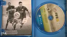 classic FIFA 2015 for playstation 4
