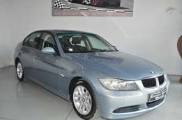 BMW 320i A/T (E90) good condition with FSH