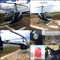 Immaculate R22 for Sale - Zero Time Engine !