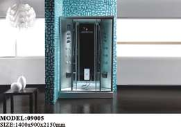 2 Persons Shower Enclosures with Massage functions