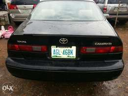 Toyota Camry 4plugs first body
