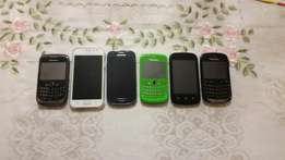 6 PHONES to SWAP for 1 PHONE Durban