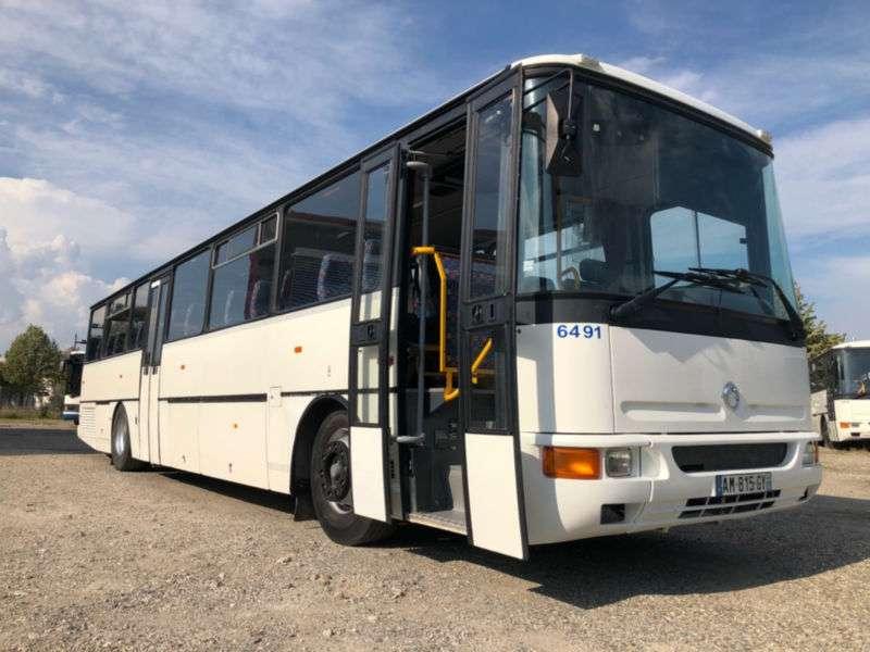Irisbus Karosa Ares. Tracer. - 2002
