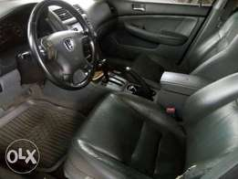 Honda EOD mint clean 6 month used with leather interior