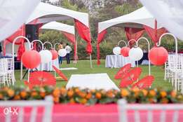 Classy events decoration and hiring all event iems