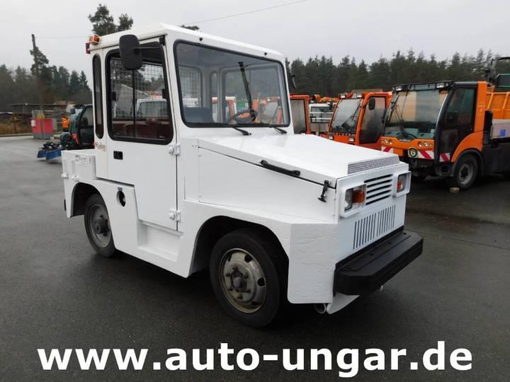 Zd4 Diesel Flughafen Dieselschlepper Airport Mulag - 2008
