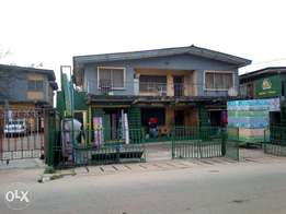 Block of 4 Flat on Mafoluku Road, Mafoluku, oshodi