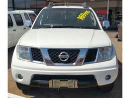 nissan navara 2.5dCi for sale