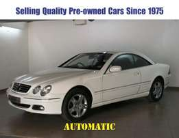 # 2930 Mercedes-Benz CL500 A/T