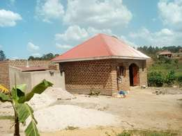 Two bedroom house for sale in kasangati at 27m