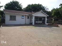 ID 9087 BEAUTIFUL 2 bedroom bungalow own compound green wood drive