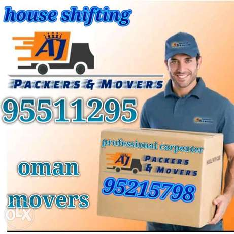 Movers transport Packing and Moving We have carpenter Labour worker an