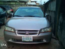 Nigeria used Honda Accord 2000 model