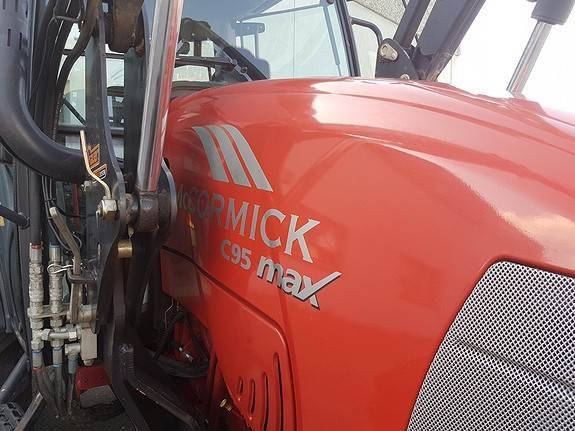 McCormick C 95 Max - 2007