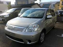 TOYOTA RAUM 2003 (Japan Used Only )