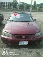 Super clean registered Toyota Camry 2000 model for sell