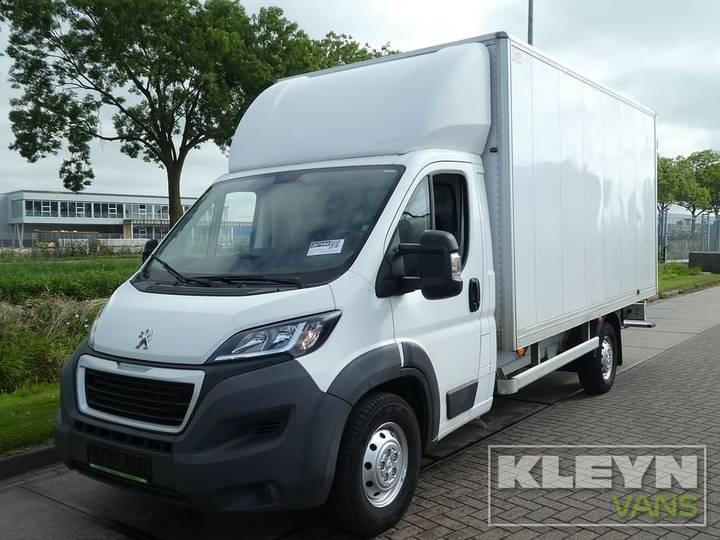 Peugeot BOXER 35 2.2 HDI 144 dkm - 2015