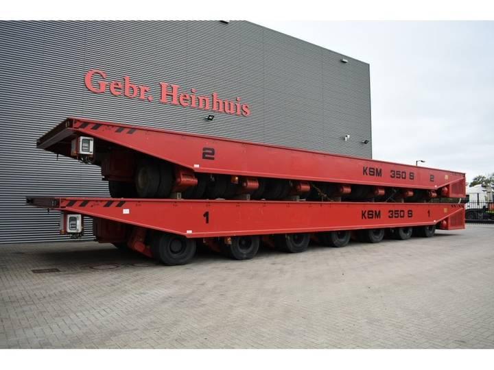 Kirow Ksm 350s 350 Ton Capacity! 2 Pieces Available! - 2007