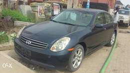 I have super clean Nissan infinite g35