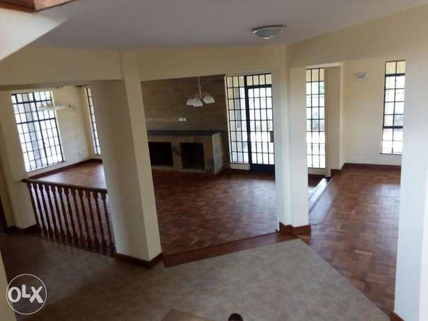 4bedroomed townhouse plus dsq to let in karen Ngong - image 3