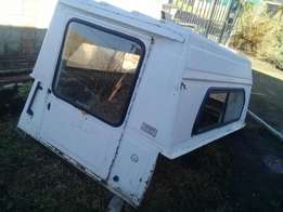 Nissan hard body canopy for sale
