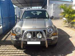 2.8 Jeep Cherokee CRD Limited