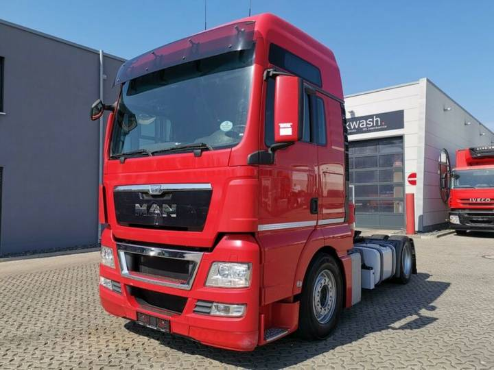 MAN TGX 18.440 Mega / Leasing - 2013