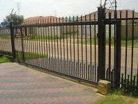 Weldex Steel Guard Steel Gates And Palisade Fence